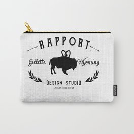 rapport design logo Carry-All Pouch