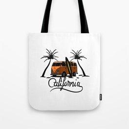 Calfornia Tote Bag