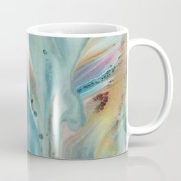 Pearl abstraction Coffee Mug