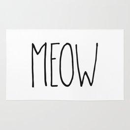 Meow Rug