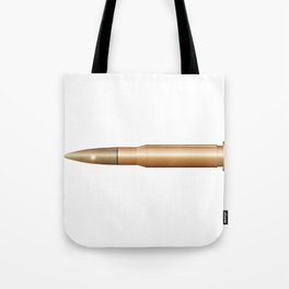 One isolated Bullet Tote Bag