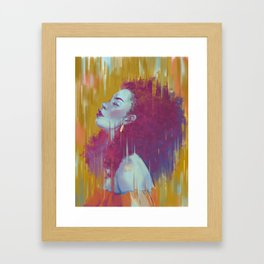 In Tune Framed Art Print