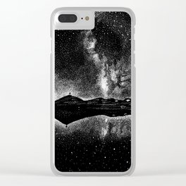 So long and goodnight Clear iPhone Case