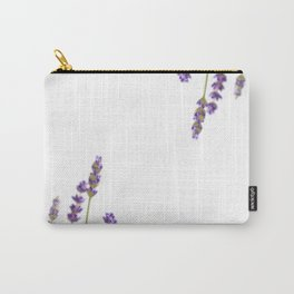 Purple Lavender #2 #decor #art #society6 Carry-All Pouch