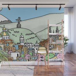 Quito Wall Mural