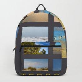 Terschelling Boschplaat Backpack