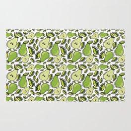 Pear pattern Rug