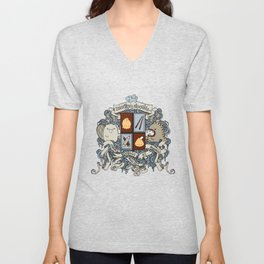 All Doodles Great & Small Unisex V-Neck