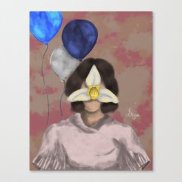 Belleza Guatemalteca Canvas Print