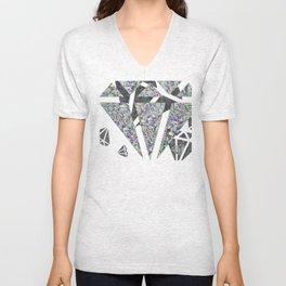Dead diamonds Unisex V-Neck