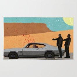 Grooming The Crime Scene - Better Call Saul Rug