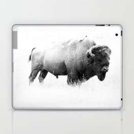 Bison - Monochrome Laptop & iPad Skin
