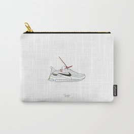 N I K E x Off-White The 10 : Air Max 97 OG Carry-All Pouch