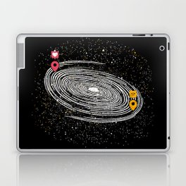 Love Long Distance 2.0 Laptop & iPad Skin