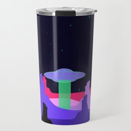 Hello ufo Travel Mug