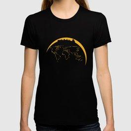 World Skyline T-shirt