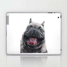 Frenchie Greyson Laptop & iPad Skin