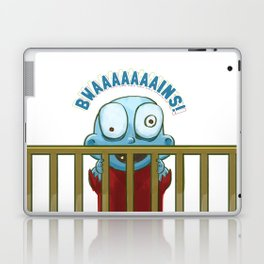 Nobody puts Baby Zombie in a corner! Laptop & iPad Skin