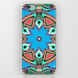 Abstract 03 iPhone Skin