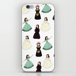 Cosettes iPhone Skin