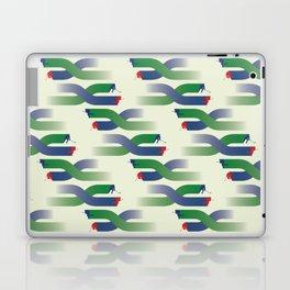 Breakaway - Grassy Field Laptop & iPad Skin