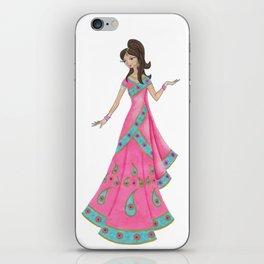 Indian Women Dancing iPhone Skin