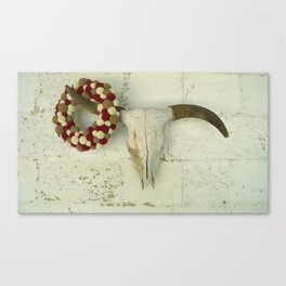 Mounted Canvas Print
