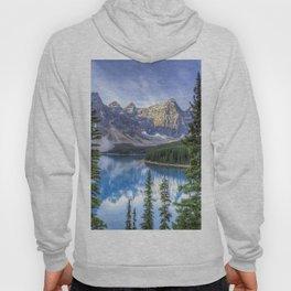 Moraine Lake #landscape #photography Hoody