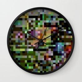 Etwas Zeit Wall Clock