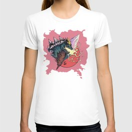Space Zilla T-shirt