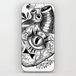 Cypher iPhone Skin