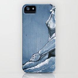 Ink Rain iPhone Case