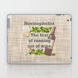 Novinophobia Laptop & iPad Skin
