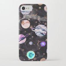 Marble Galaxy iPhone 7 Slim Case