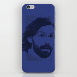 World Cup Edition - Andrea Pirlo / Italy iPhone Skin