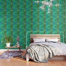 Green Entropy II Wallpaper