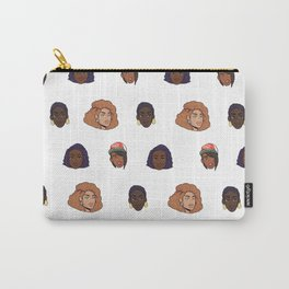 Black Girls Carry-All Pouch