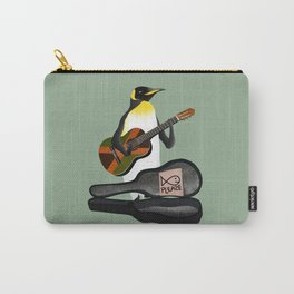 Penguin Busking Carry-All Pouch