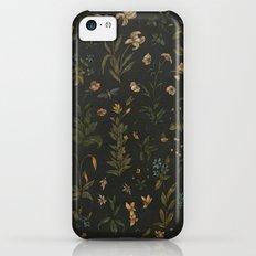 Old World Florals Slim Case iPhone 5c
