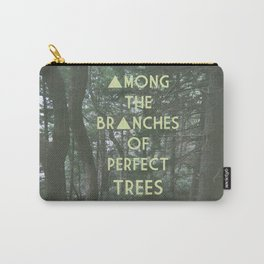 Perfect Branches  Carry-All Pouch