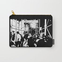Chelsea Crowd #1 Carry-All Pouch