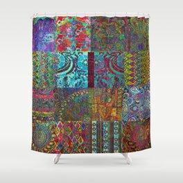 Bohemian Wonderland Shower Curtain