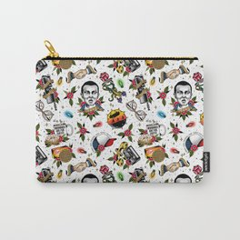 Traditional Tattoo Pattern Carry-All Pouch
