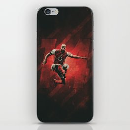Thierry Henry Arsenal iPhone Skin