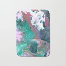 Magic Floral Bath Mat