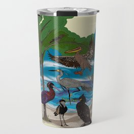 Some Birds Travel Mug