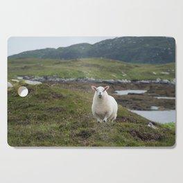 The prettiest sheep Cutting Board