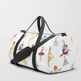 All the Ballerina Princesses Duffle Bag