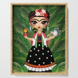 Little Frida Serving Tray