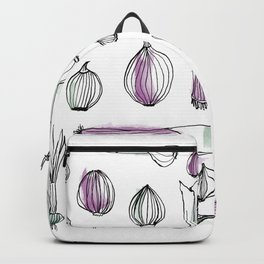 Onion harvest Backpack